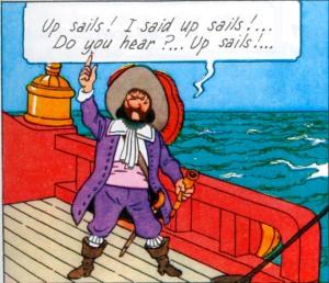 Set sails!