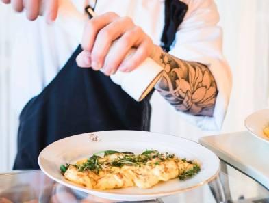 Låt Grands kockar ta dig till nya gastronomiska höjder!